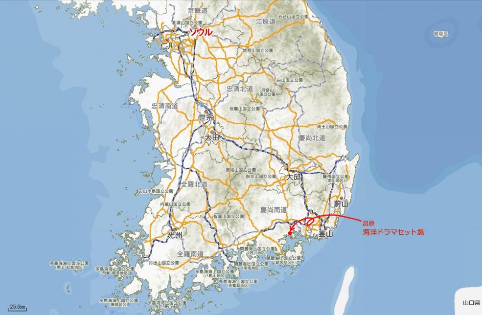 MAP-海洋ドラマセット場