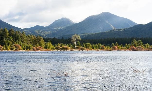 今はもう幻となった小田代湖