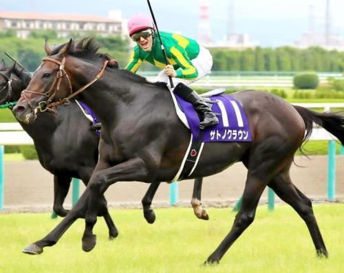 【競馬】サトノクラウン、秋はBCターフから香港か国内専念 凱旋門賞は出走せず