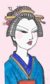 3日本髪笄髷