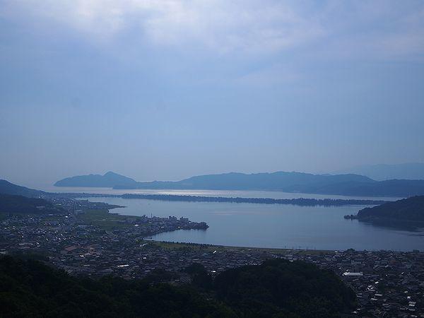 天橋立(大内峠一字観公園から)
