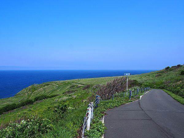 焼尻島の西海岸