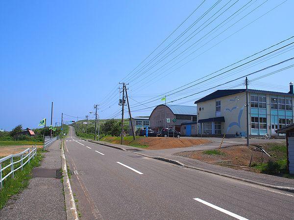 焼尻小中学校