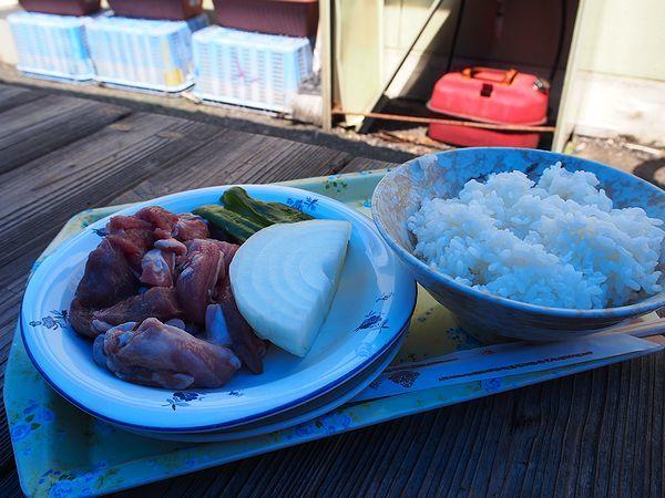 島っ子食堂のサフォーク