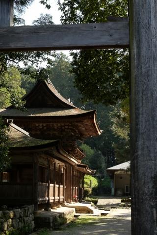 油日神社1