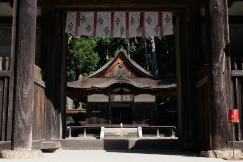 油日神社2