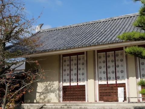 法輪寺・講堂
