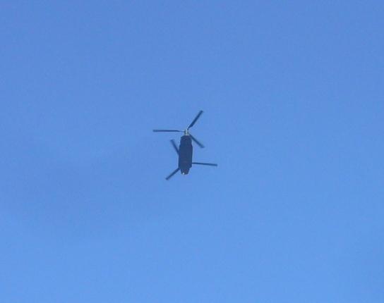 CH47JX1 ヘリ H30.10.21