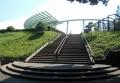 港の見える丘公園・上り口