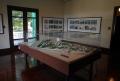 展示されている山手のジオラマ