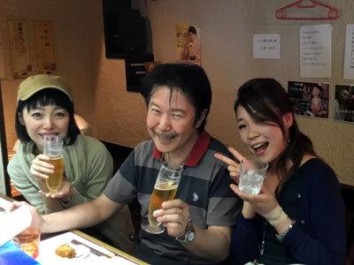 堀尾さん、くるみさん、ウル