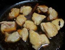 鶏もも肉中華風煮込み 調理⑤