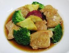 鶏もも肉中華風煮込み 調理⑥