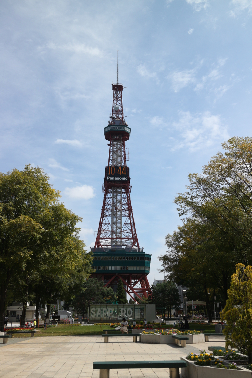 北海道 タワー