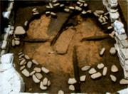 三内丸山遺跡 配石墓