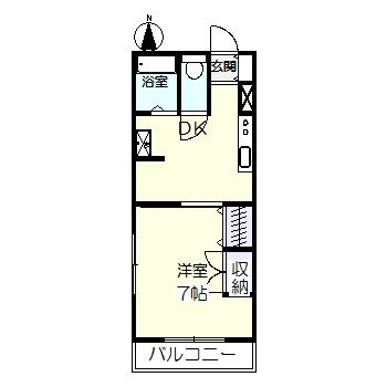 テジマ第一フラッツ図面 (2)