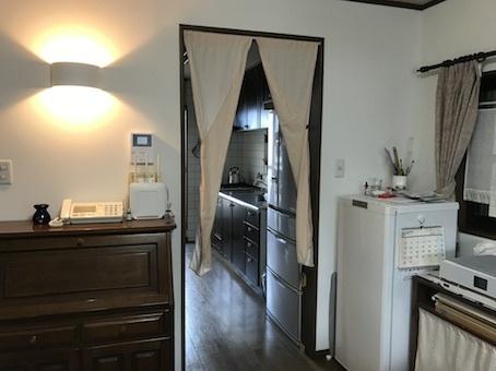 190103キッチン入り口