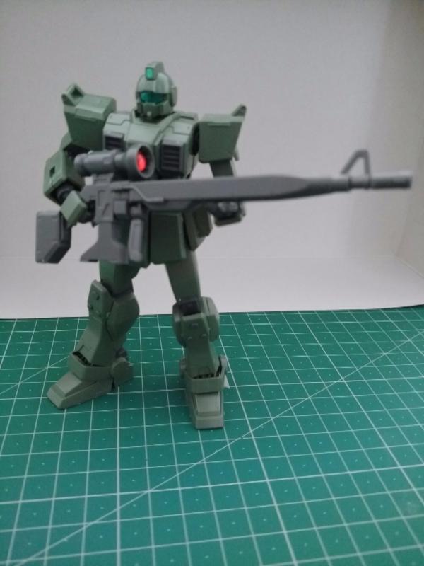 ジムスナイパーhguc 武器
