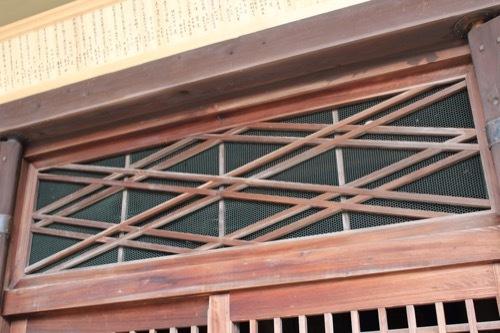 0253:俳聖殿 建物の入口部分②