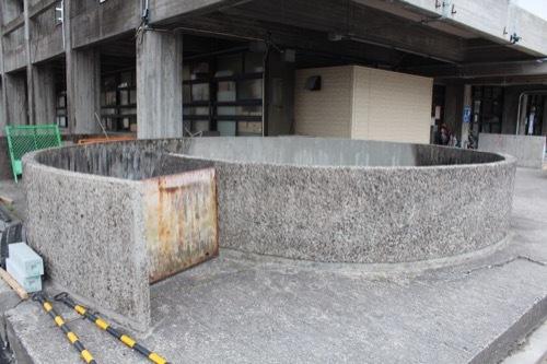 0254:伊賀市庁舎 螺旋階段①