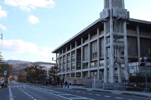 0255:大津市庁舎 メイン