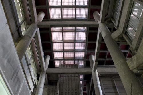 0255:大津市庁舎 本館アトリウム②
