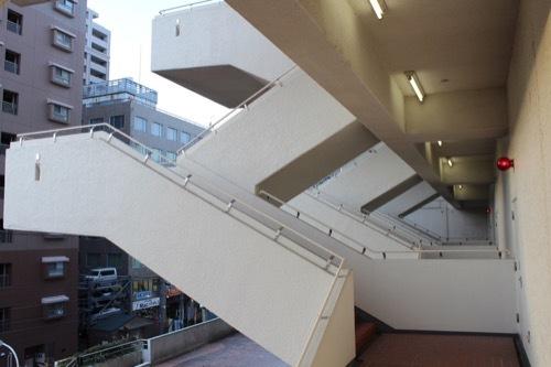 0256:西武大津店 非常階段③