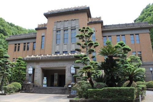 0260:徳島県立文書館 正面外観全景①