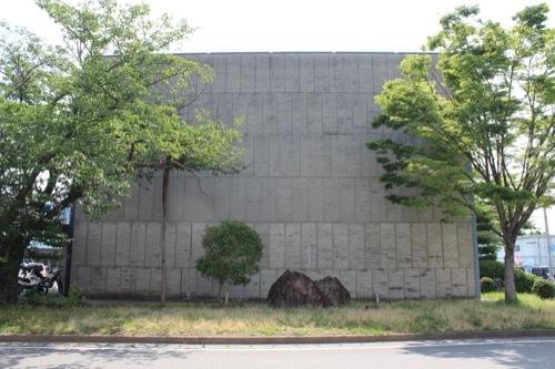0261:鳴門市庁舎・市民会館 庁舎西側外観①
