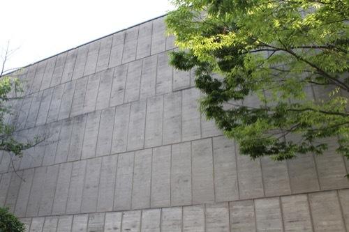 0261:鳴門市庁舎・市民会館 庁舎西側外観②
