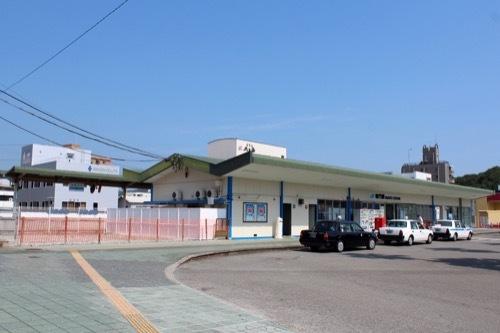 0261:鳴門市庁舎・市民会館 JR鳴門駅