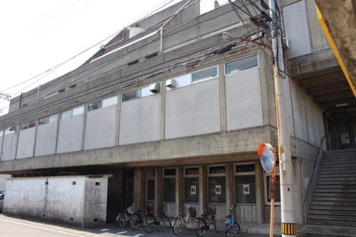 0261:鳴門市庁舎・市民会館 共済会館②