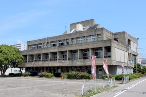 0261:鳴門市庁舎・市民会館 共済会館⑤