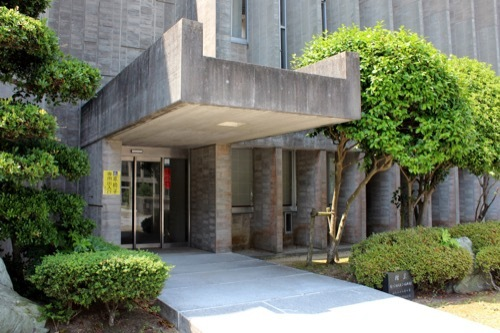 0262:鳴門市文化会館 北側外観④