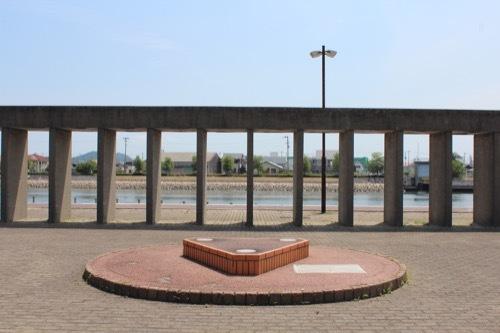0262:鳴門市文化会館 公園空間④