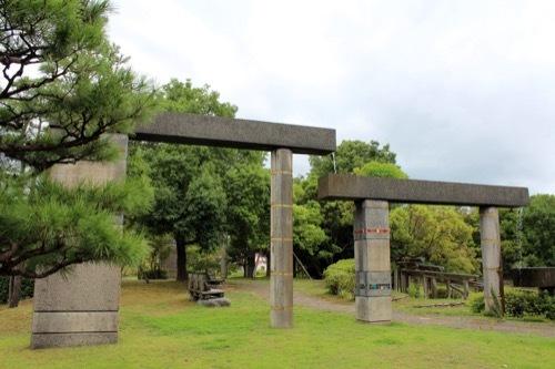 0263:石川県九谷焼美術館 公園の様子④