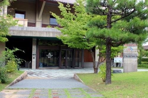 0263:石川県九谷焼美術館 玄関①