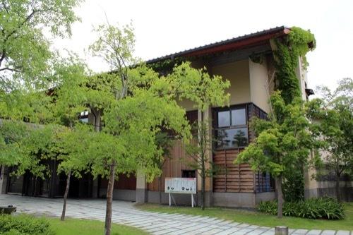 0263:石川県九谷焼美術館 外観①