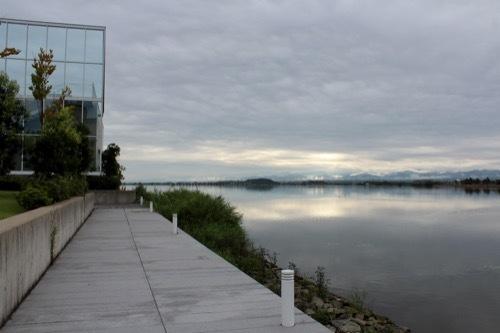 0264:加賀片山津温泉総湯 横手に柴山潟
