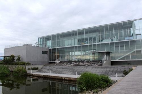 0264:加賀片山津温泉総湯 柴山潟側外観②