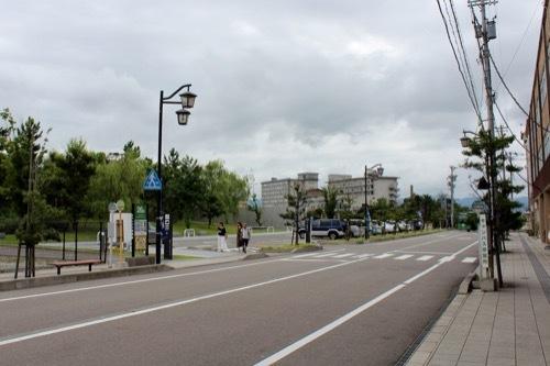 0264:加賀片山津温泉総湯 総湯前バス停