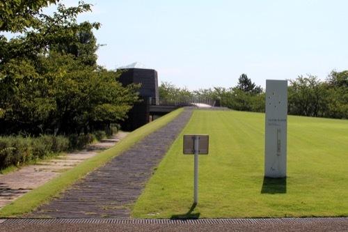 0265:中谷宇吉郎雪の科学館 公園広場から②