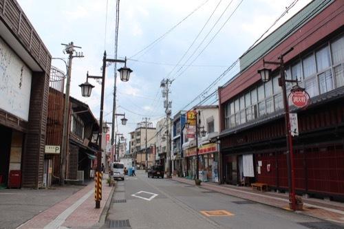 0267:山代温泉新総湯 山代温泉街