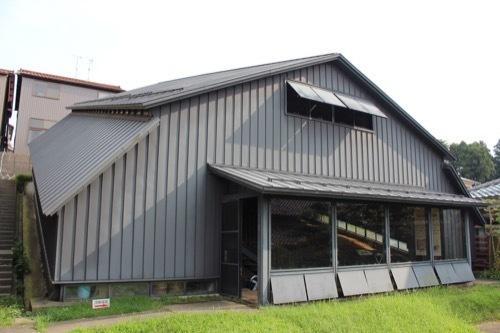 0268:九谷焼窯跡展示館 メイン