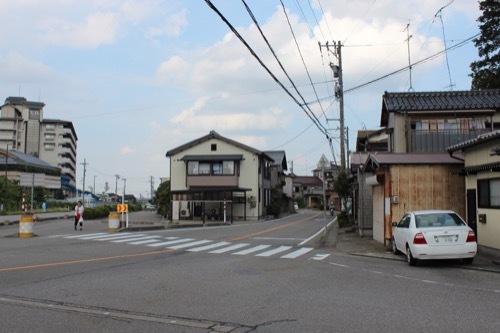 0268:九谷焼窯跡展示館 施設までの道のり①
