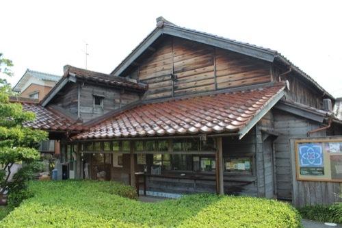 0268:九谷焼窯跡展示館 旧九谷壽楽窯母屋兼工房①