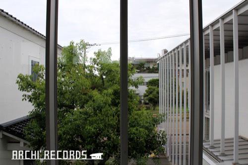 0270:小松市宮本三郎美術館 ブリッジ2階②
