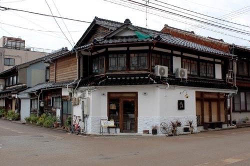 0270:小松市宮本三郎美術館 小松の町家①