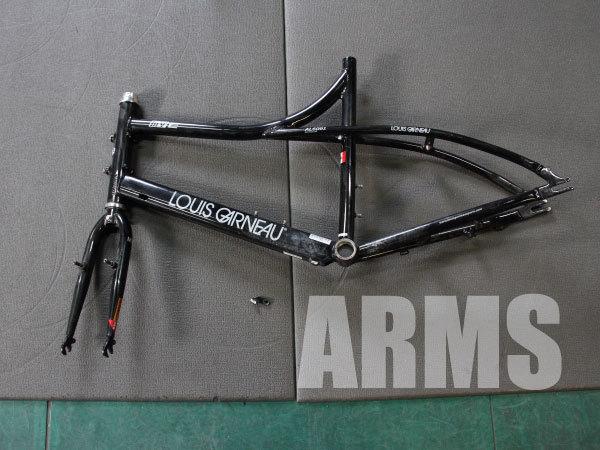 ルイガノ (LOUIS GARNEAU) 電動アシスト自転車