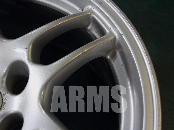 GTRのアルミホイール